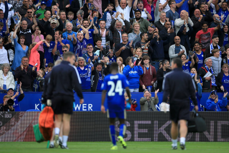 Soccer – Barclays Premier League – Leicester City v Aston Villa – King Power Stadium