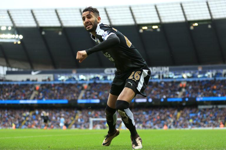 Manchester City v Leicester City – Barclays Premier League – Etihad Stadium