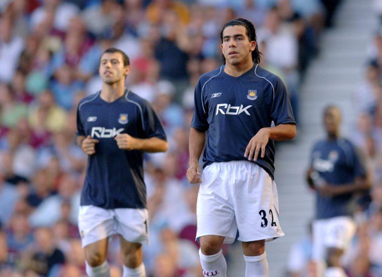 Soccer – FA Barclays Premiership – West Ham United v Aston Villa – Upton Park