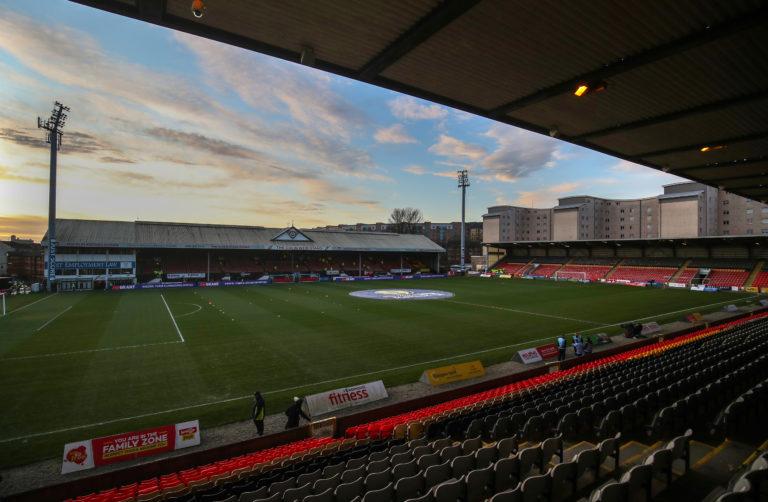 Partick Thistle v Celtic – Scottish Premiership – Firhill Stadium