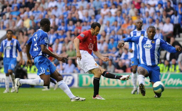 Soccer – Barclays Premier League – Wigan Athletic v Manchester United – JJB Stadium