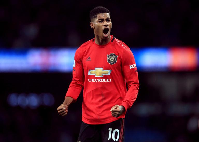 Marcus Rashford's return will be a welcome for United
