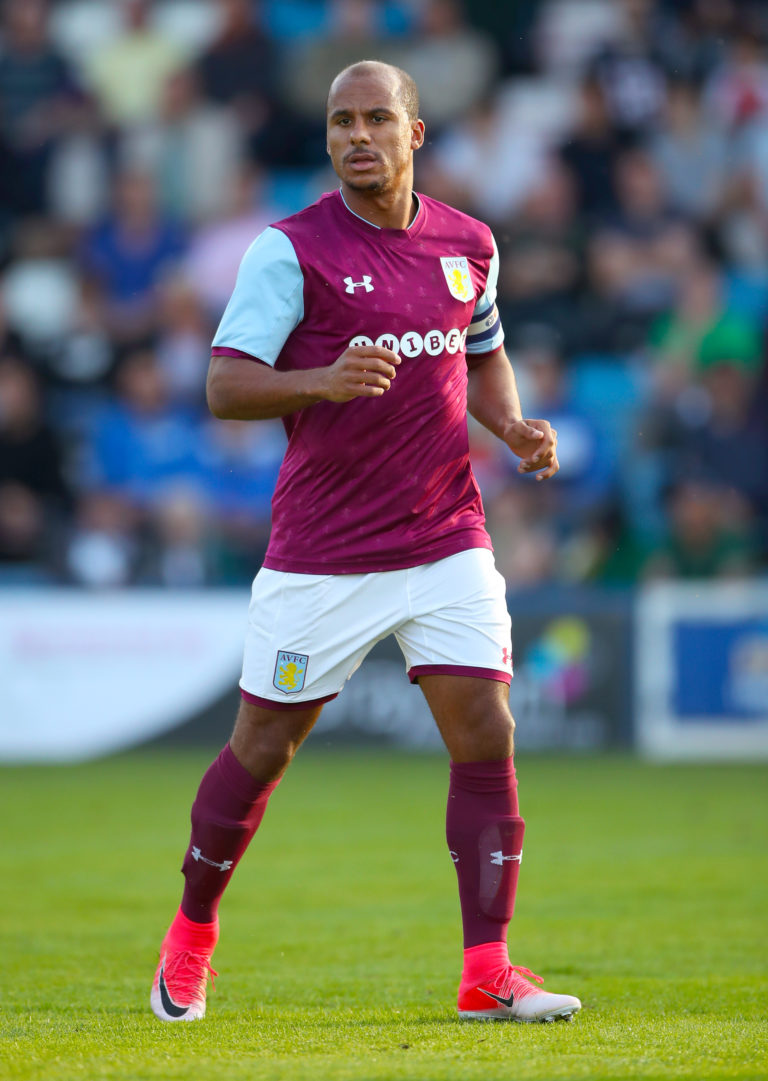 Telford v Aston Villa – Pre-Season Friendly – New Bucks Head
