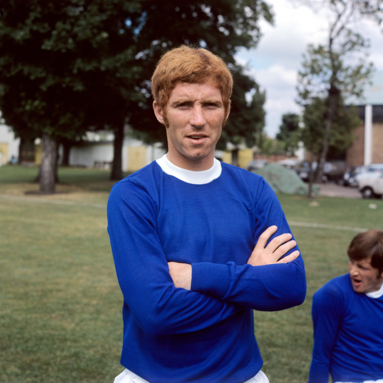 Soccer – Everton Photocall