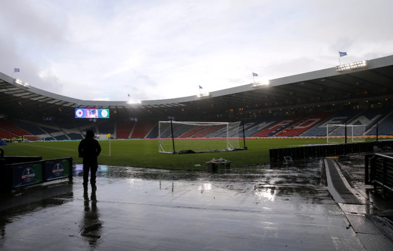 Scottish football faces difficult times