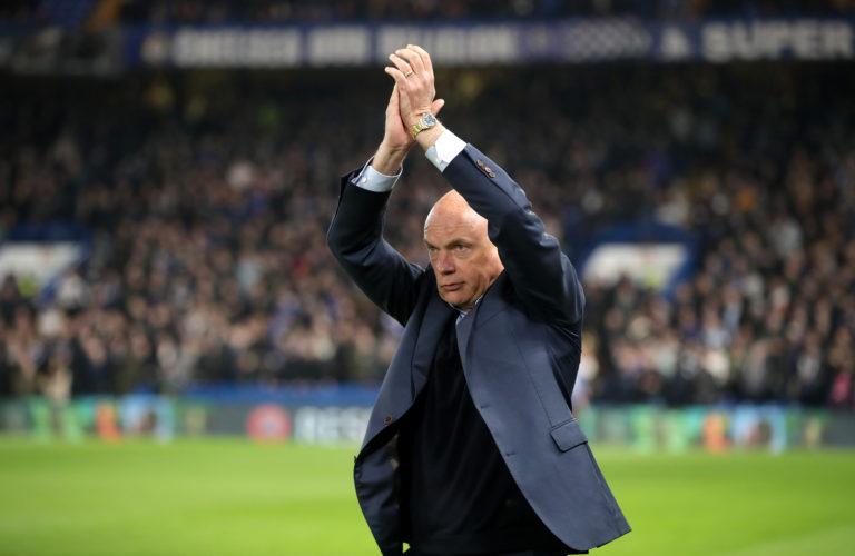 Uwe Rosler is currently managing Fortuna Dusseldorf