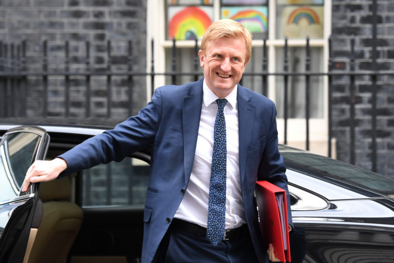 Culture secretary Oliver Dowden says the proposed takeover of Newcastle is a matter for the Premier League