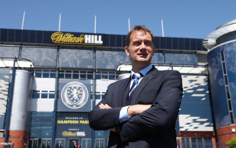 Ian Maxwell is leading talks on stadium issues