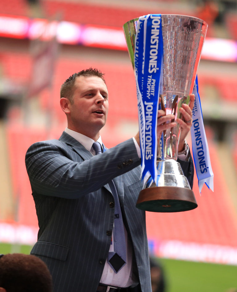 Peterborough owner Darragh MacAnthony says his club and five others are united in wanting to finish the League One season