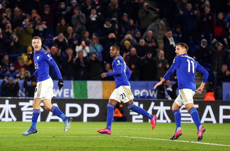 There has been no Premier League action since Leicester beat Aston Villa on March 9