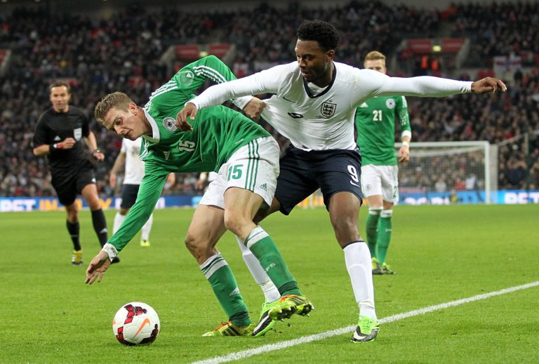 Soccer – International Friendly – England v Germany – Wembley Stadium