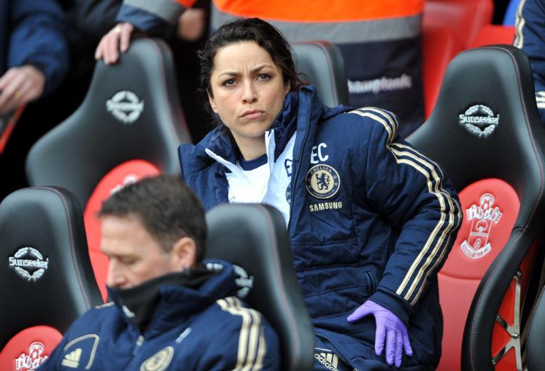 Former Chelsea doctor Eva Carneiro has express concerns about football's restart