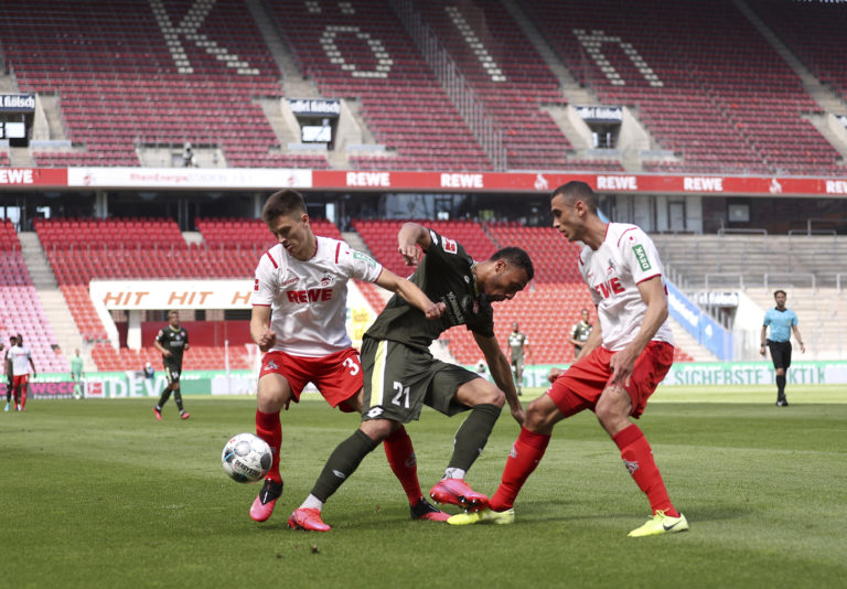 The Bundesliga restarted on May 16 behind closed doors and with strict safety protocols