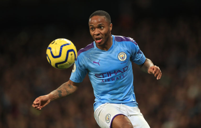 Manchester City forward Raheem Sterling has questioned whether a mid-June restart can be achieved