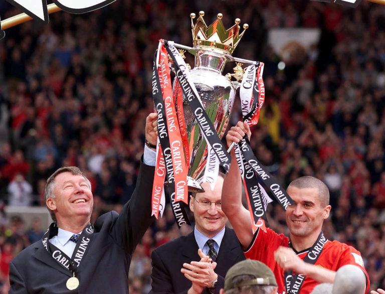 Alex Ferguson file photo