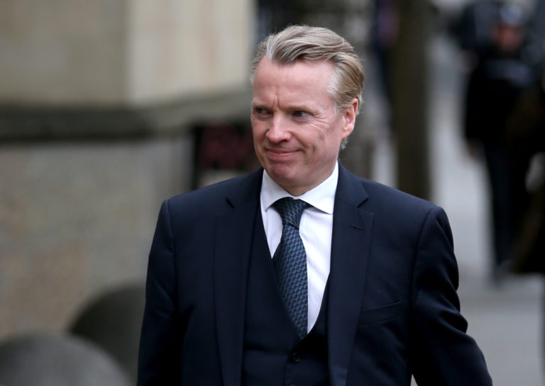 The charges stemmed from evidence heard at the Craig Whyte trial