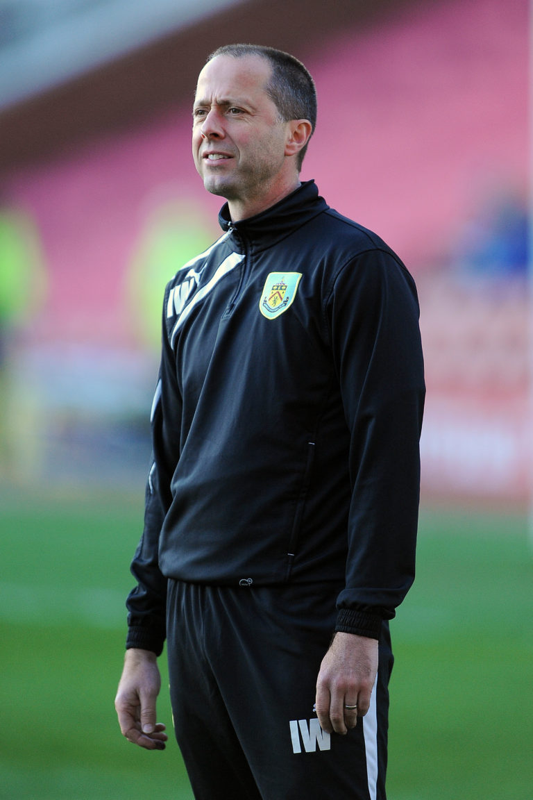 Burnley assistant manager Ian Woan tested positive for Covid-19