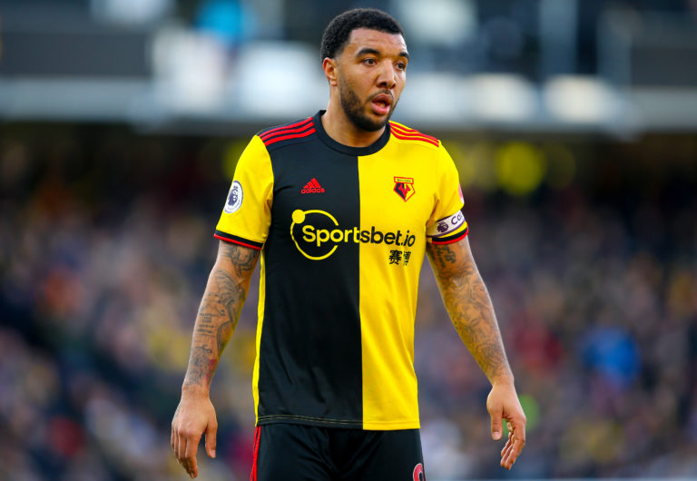 Watford captain Troy Deeney will not return to training in order to protect his family