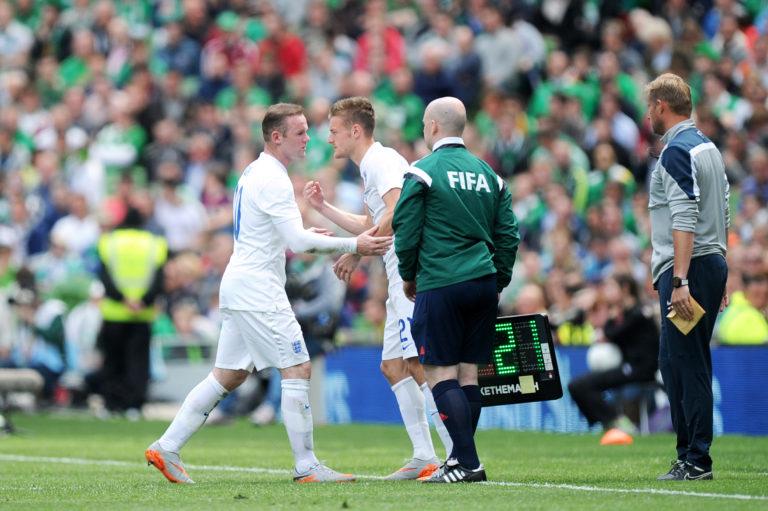 Soccer – International Friendly – Republic of Ireland v England – Aviva Stadium