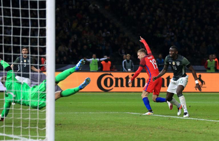 Germany v England – International Friendly – Olympic Stadium