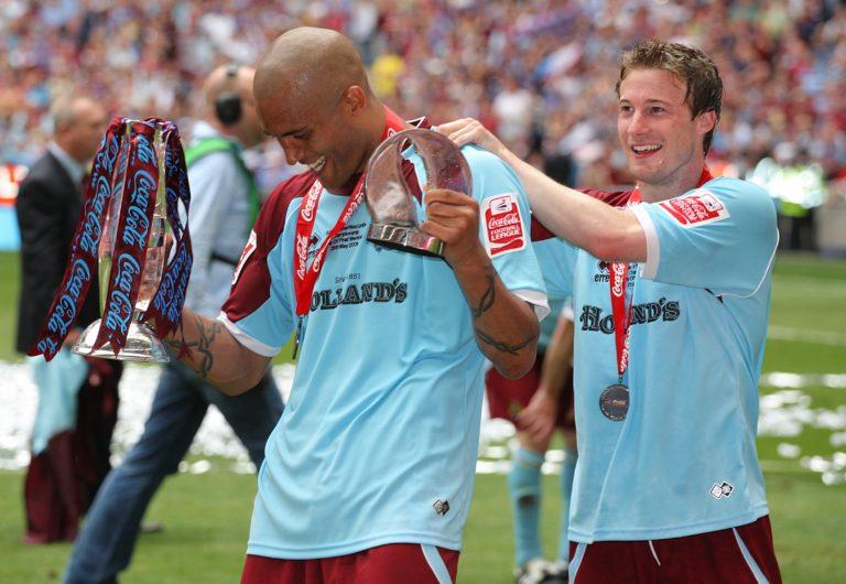Soccer – Coca-Cola Football League Championship – Play Off – Final – Burnley v Sheffield United – Wembley Stadium