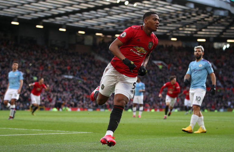 Manchester United's victory over Manchester City was their last Premier League game