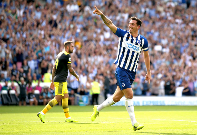 Brighton and Hove Albion v Southampton – Premier League – AMEX Stadium