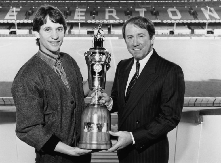 Soccer – Players' Player of the Year – 1986