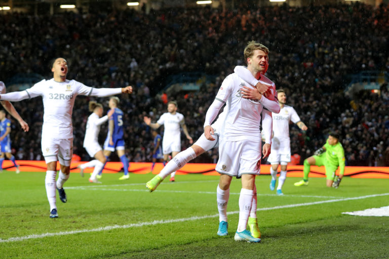 Leeds want to complete the season and seal promotion to the Premier League