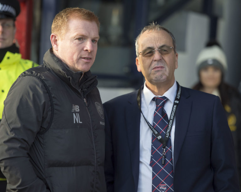 Roy MacGregor, right, admits he faces a major challenge