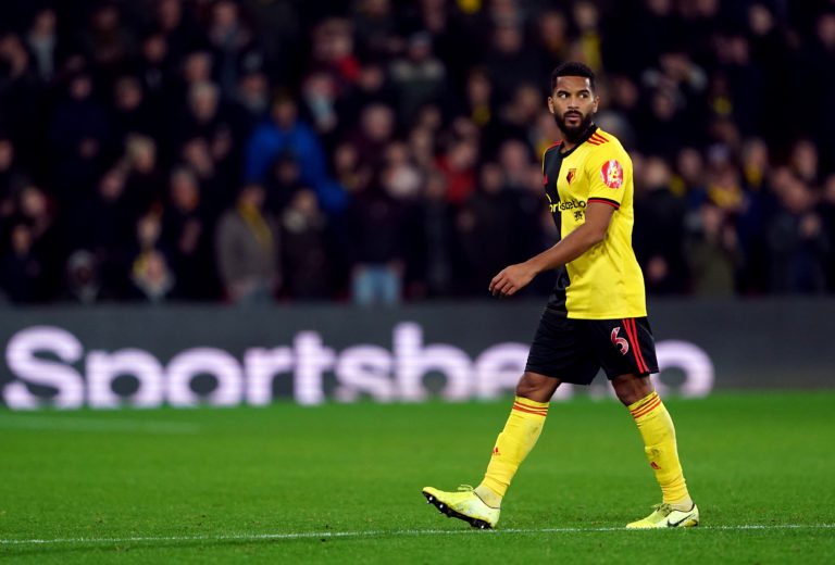 Watford's Adrian Mariappa tested positive for coronavirus, despite showing no symptoms