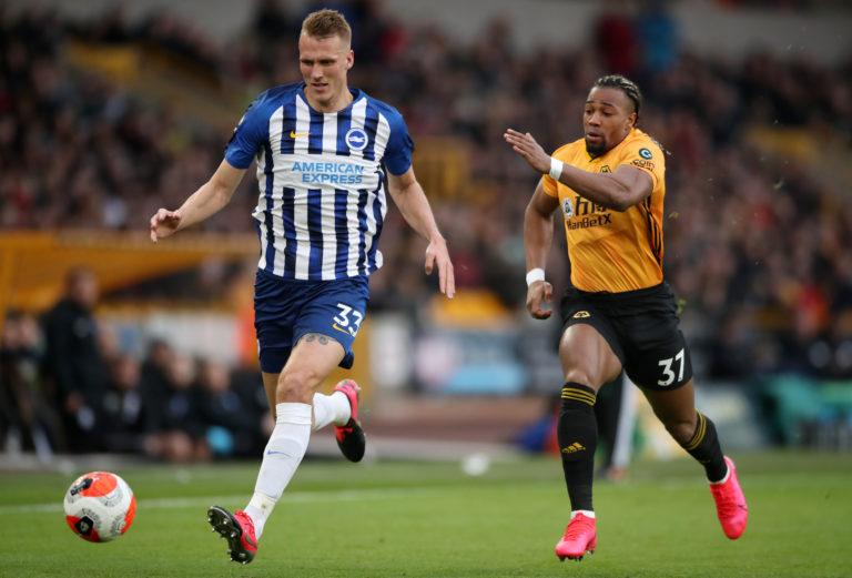 Wolverhampton Wanderers v Brighton and Hove Albion – Premier League – Molineux
