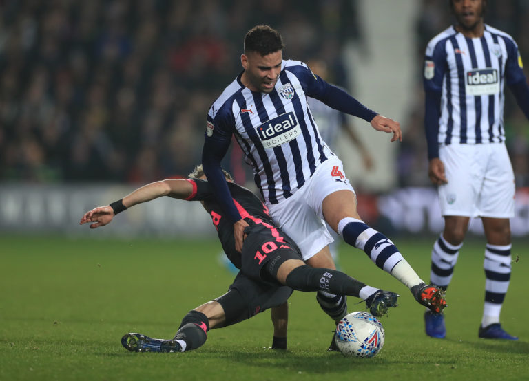 Leeds and West Brom occupy the top two places in the Championship (Mike Egerton/PA)