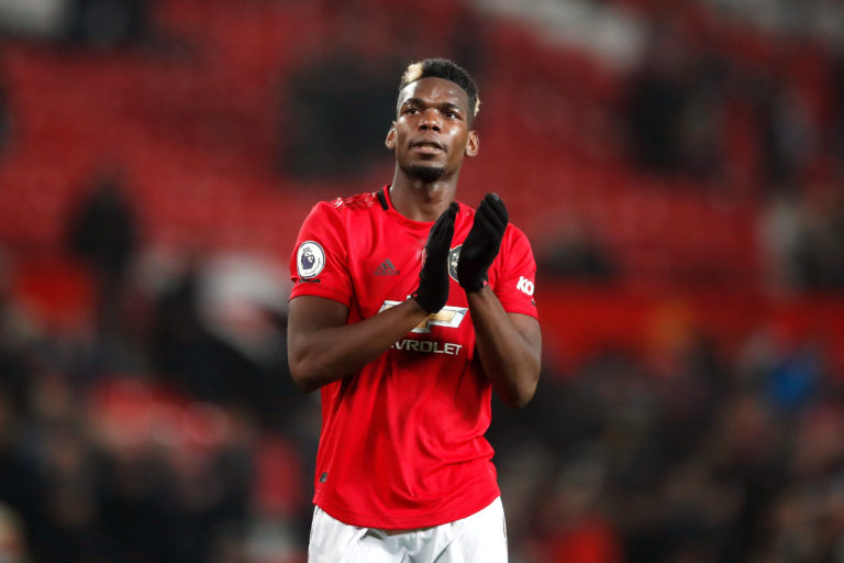 Paul Pogba has been heavily criticised for his performances at Manchester United