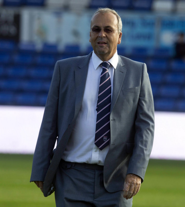 Roy MacGregor ruled out the use of furlough for unwanted players