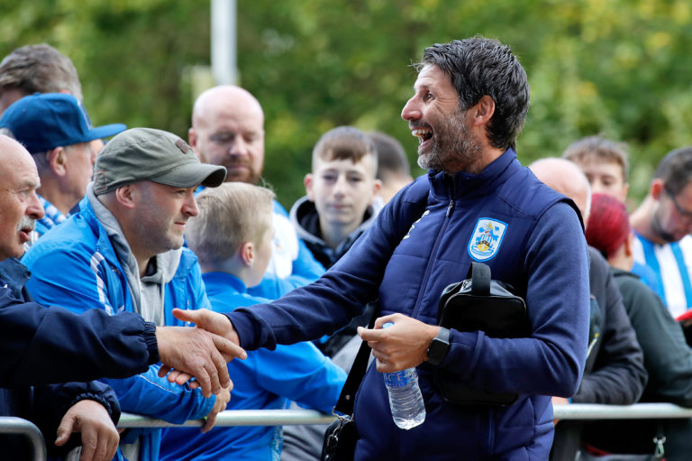 Huddersfield Town v Sheffield Wednesday – Sky Bet Championship – John Smith's Stadium