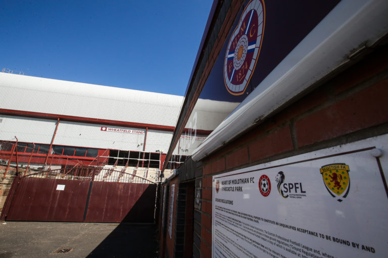 SPFL clubs will discuss Hearts' plans next week