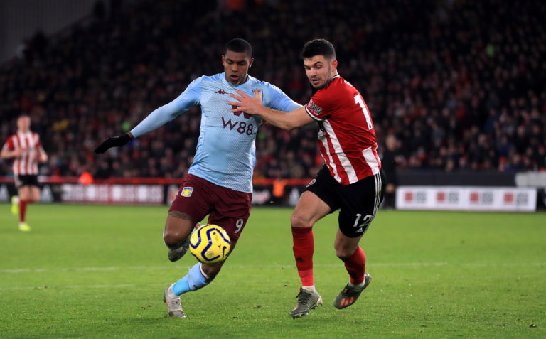 Aston Villa and Sheffield United are set to face each other on June 17