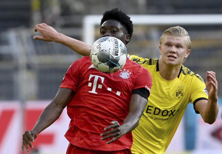 The Bundesliga returned earlier this month