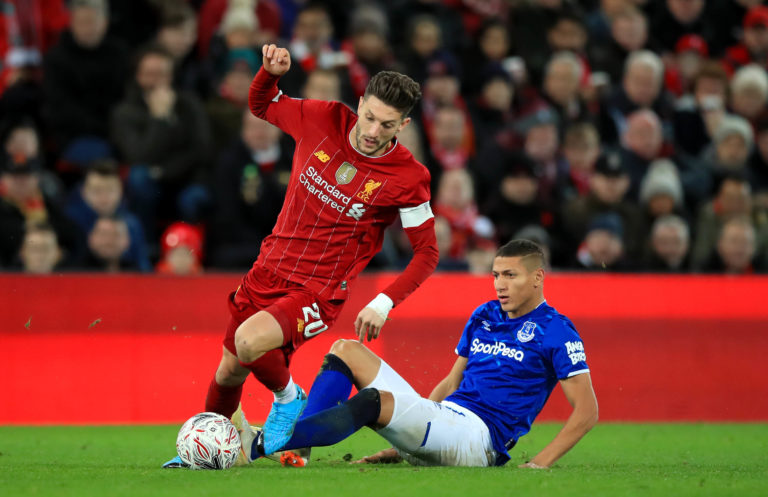 Liverpool v Everton – FA Cup – Third Round – Anfield