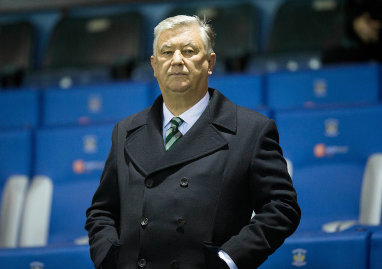 Peter Lawwell contributed to the talks