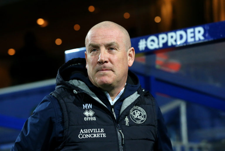 Queens Park Rangers v Derby County – Sky Bet Championship – Loftus Road