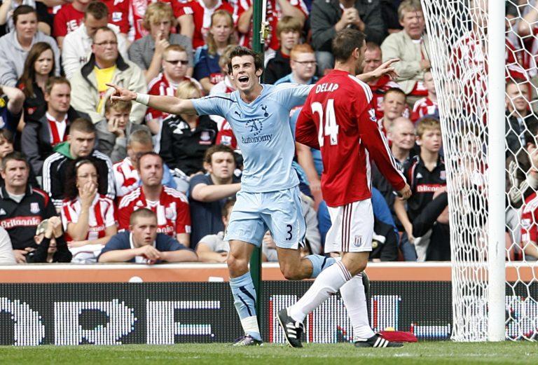 Soccer – Barclays Premier League – Stoke City v Tottenham Hotspur – Britannia Stadium
