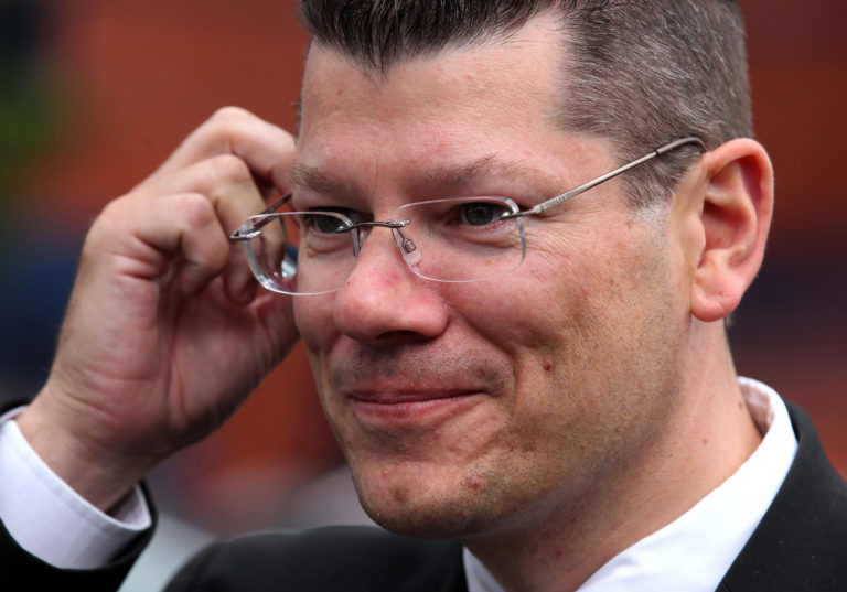 Neil Doncaster was encouraged by the talks