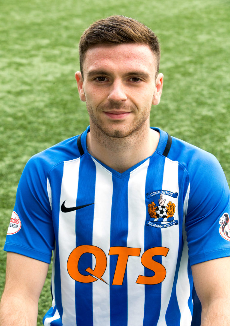 Kilmarnock's Greg Kiltie has signed on for another year