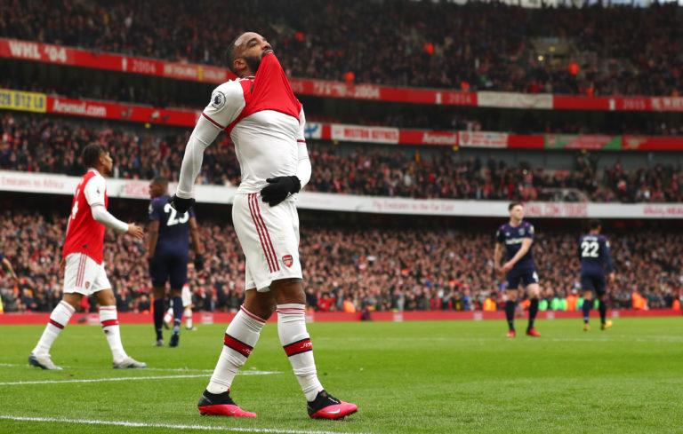 Arsenal v West Ham United – Premier League – Emirates Stadium
