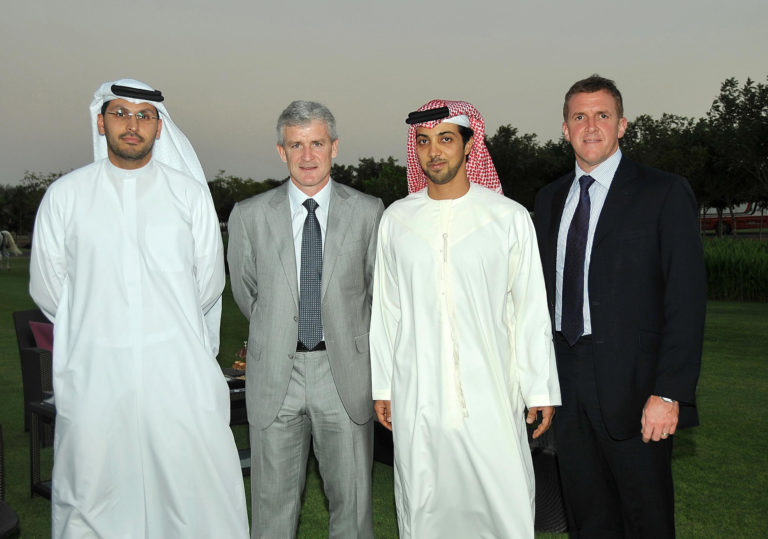 Soccer – Manchester City Manager Mark Hughes Meets Owners – Abu Dhabi