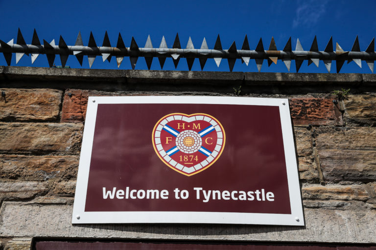 Tynecastle could be hosting Championship football next season