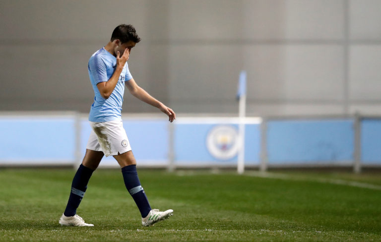 Could Eric Garcia leave Manchester City?