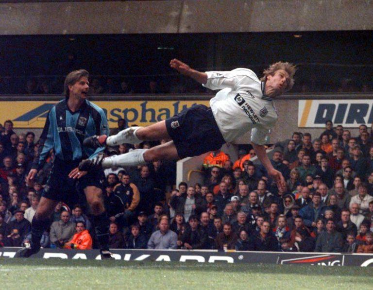 Soccer/Spurs v Coventry 10